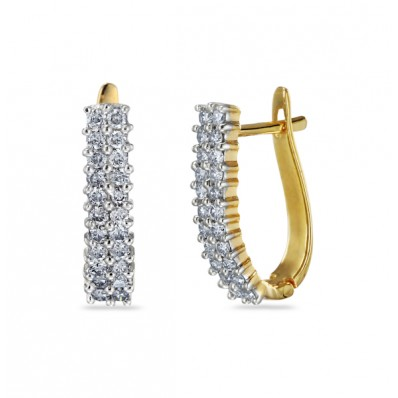 Forever Marquise EarRing