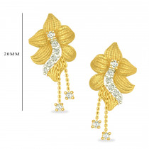 Prudence Floral Earring
