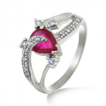 THE STONE HEART RING