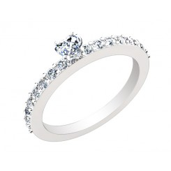 THE GENTI HEART RING