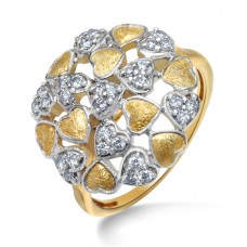 Stumble From Heart Ring