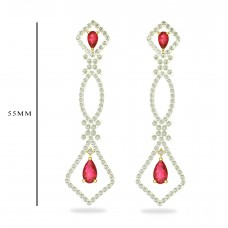 THE FIRE AND ICE EARRING